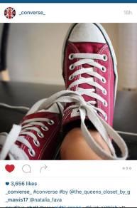 @Converse Instagram