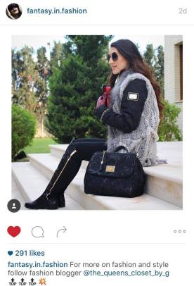 @Fantasy.in.fashion Instagram