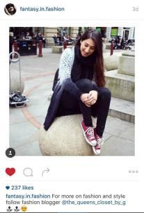 @Fantasy.in.Fashion Instagram Account