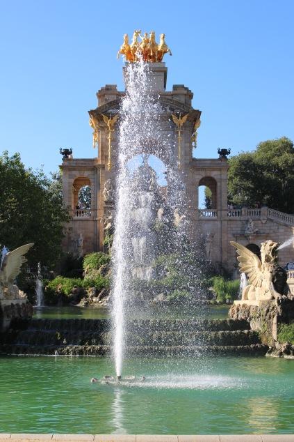 Parc de la Ciutadella - speechless!