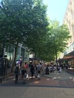 Birmingham is always busy.