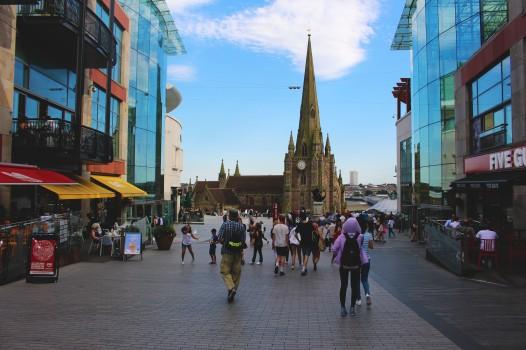 Birmingham city.