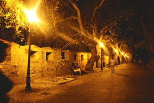 Magical Old Town of Rhodes.