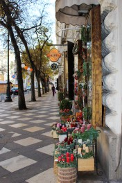 Beautiful streets.