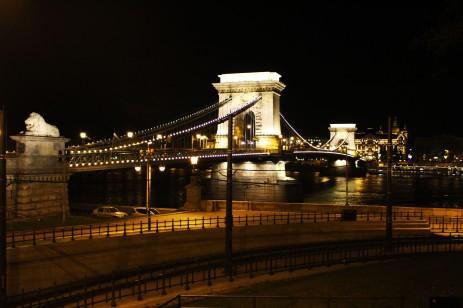 The Chain Bridge again!