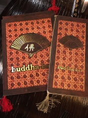 At Buddha Bar!