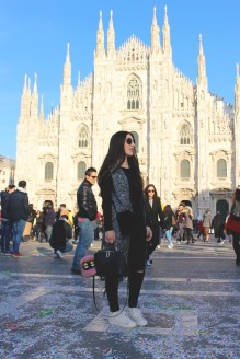 Magnificent Milan.
