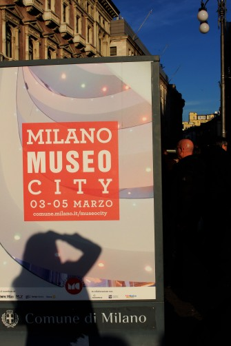 For those in Milan on those dates, then make sure you visit!