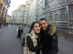 Best trip so far! Firenze, we'll be back!