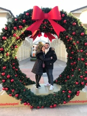 Christmas at Seravalle. Outlet