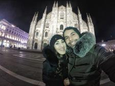 Duomo by night.