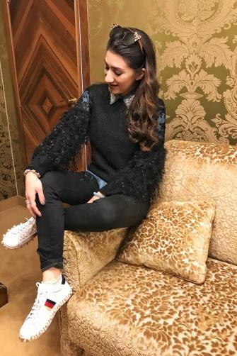 Love this Silvian Heach jumper !