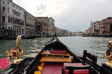 When in the Gondola!