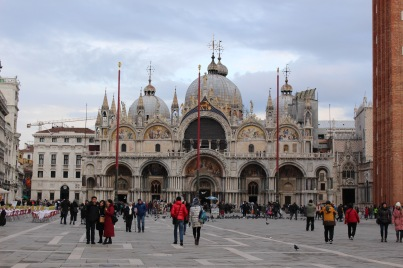St. Marco square.